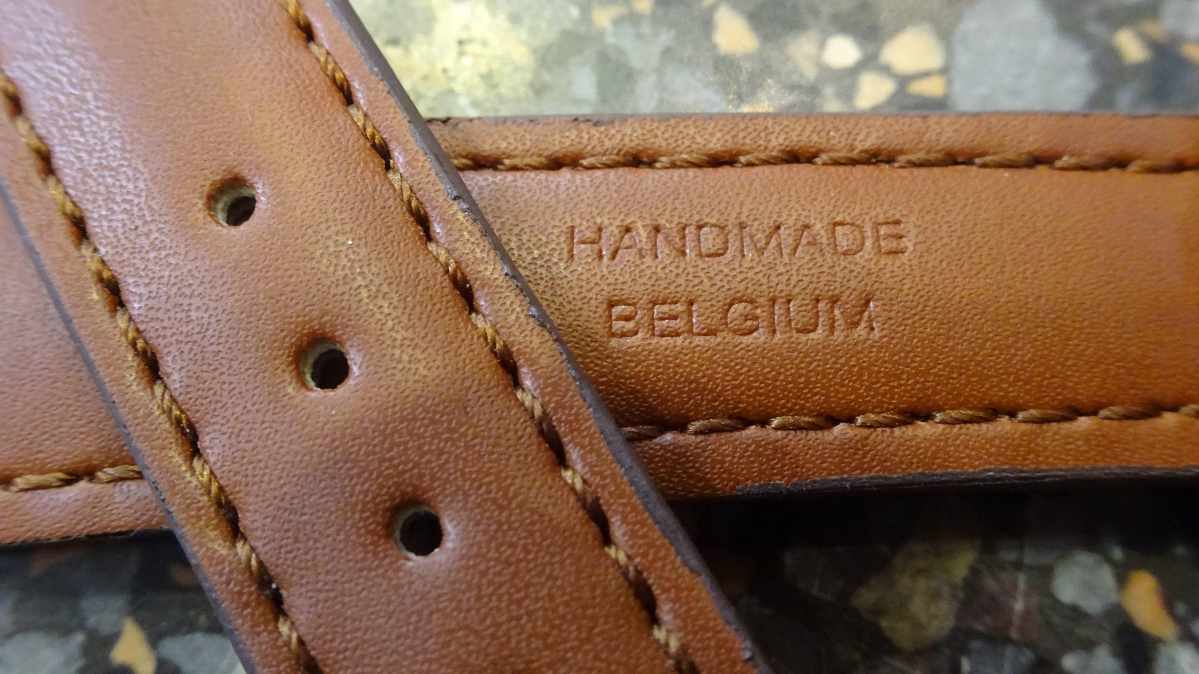 Belgium Handmade 16-9